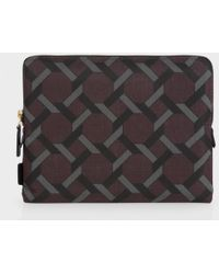 Paul Smith Damson Belvoir Tiles Print Ipad Case - Lyst