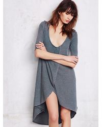 We The Free By Free People Fantasy Tunic - Lyst