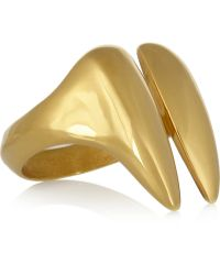 Katie Rowland | Lilith Gold-plated Ring | Lyst