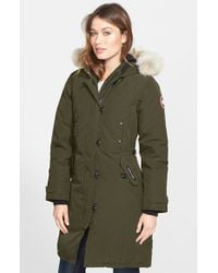 Canada Goose expedition parka online official - Canada Goose Kensington | Shop Canada Goose Kensington Parka on ...