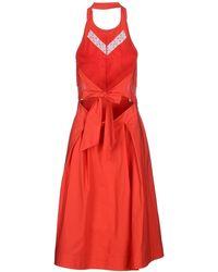 Temperley London | Knee-length Dress | Lyst