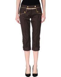 Dolce & Gabbana 3/4-Length Trousers - Lyst