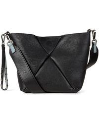 Ecco Linnea Bucket Bag - Black
