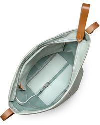 Ecco Jilin Bucket Bag - Blue