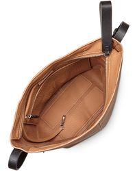 Ecco Jilin Bucket Bag - Brown