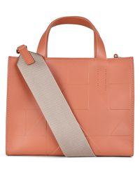 Vilebrequin Ecco Geometrik Mini Handbag - Multicolor
