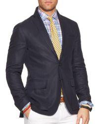 Ralph Lauren Polo Twill Sport Coat - Lyst