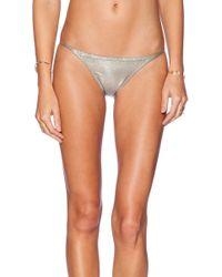 Pilyq Twiggy Babe Bikini Bottom - Lyst