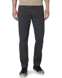 Dockers Alpha Printed Slim-fit Pants - Lyst