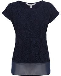 Coast Ruvern Lace Top - Lyst