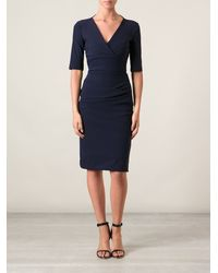 Preen Paradine Fitted Dress - Lyst