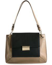 Jason Wu Christy Leather Shoulder Bag - Lyst
