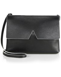Vince Signature Collection Baby Crossbody Bag - Lyst