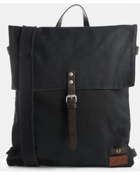 Fred Perry British Millerain Backpack - Lyst