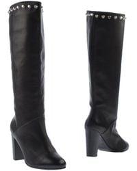 NDC Boots black - Lyst
