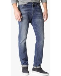 7 For All Mankind | Luxe Performance: The Straight In Highland Grand | Lyst