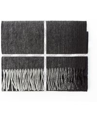 Alexandre Of England - Farnsworth Ombre Scarf - Lyst
