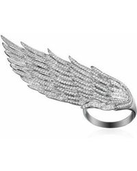 AS29 - Long Wing Ring - Lyst