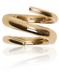 Jennifer Fisher - Twisted Cylinder Ring - Lyst