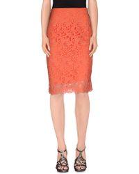 Pf Paola Frani | Knee Length Skirt | Lyst