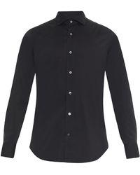 Truzzi Granada Cotton-blend Shirt - Lyst