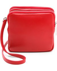 A.L.C. Paloma Shoulder Bag Red - Lyst