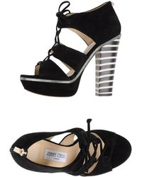 Jimmy Choo Sandals - Lyst