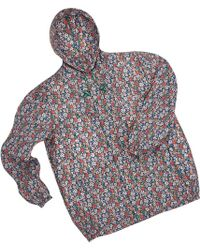 Cath Kidston - Cath Kidson Cag Mews Ditsy Raincoat - Lyst