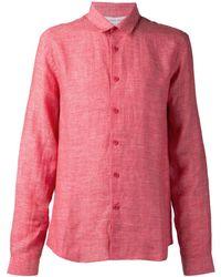 Orlebar Brown 'Morton' Shirt - Lyst