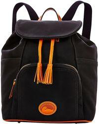 Dooney & Bourke - Nylon Backpack - Lyst