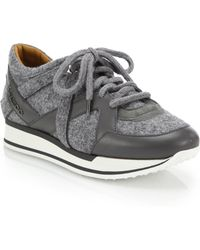 Amazing Price Online Finishline Online Cash sneakers - Metallic Jimmy Choo London qz67H2uQ1