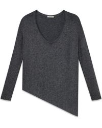 Helmut Lang Lux Blend Pullover - Lyst