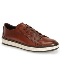 To Boot - 'fields' Lace Up Lo Top Sneaker - Lyst