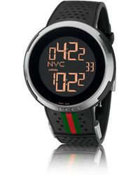 Gucci I- Collection Digital Watch - Lyst