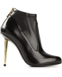 Tom Ford Stiletto Boots - Lyst