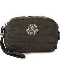 Moncler Quilted Wash Bag - Lyst