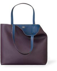 Hermès Double Sens purple - Lyst