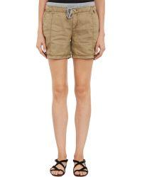 Barneys New York Palmdale Shorts - Lyst