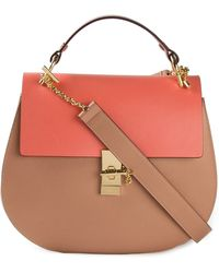 Chloé Drew Cross-Body Bag - Lyst