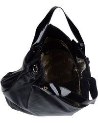 Blugirl Blumarine Large Fabric Bag - Black