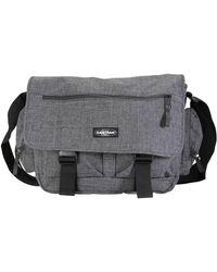 Eastpak Stanley Grey Messenger Bag - Lyst