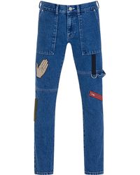 House of Holland | Blue Palooza Trousers | Lyst