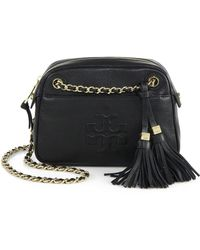 Tory Burch Thea Chain Crossbody Bag - Lyst