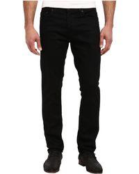 Calvin Klein Jeans Slim in Clean Black - Lyst