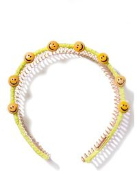 Venessa Arizaga - 'i Love Your Smile' Headband - Lyst