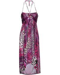 Raf Simons Short Dress - Lyst
