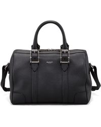 Belstaff - Trinity Satchel Bag Black - Lyst