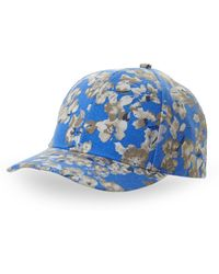 Vince Camuto Printed Baseball Hat - Lyst