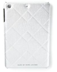 Marc By Marc Jacobs 'Crosby' Quilted Ipad Mini Case - Lyst