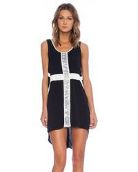 Mink Pink Lunar Lights Dress - Lyst